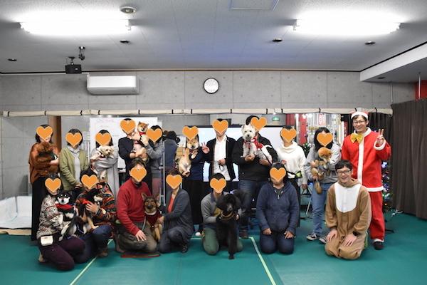 集合写真 2018 クリスマス会