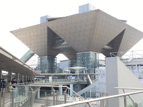 東京ビッグサイト インターペット